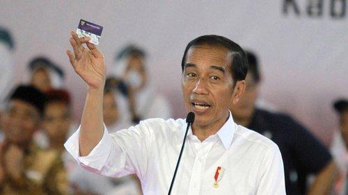 Presiden Jokowi Harap Jajaran Kabinet Bersiap Hadapi Resesi