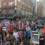Ribuan Warga London Gelar Aksi Solidaritas Untuk Palestina