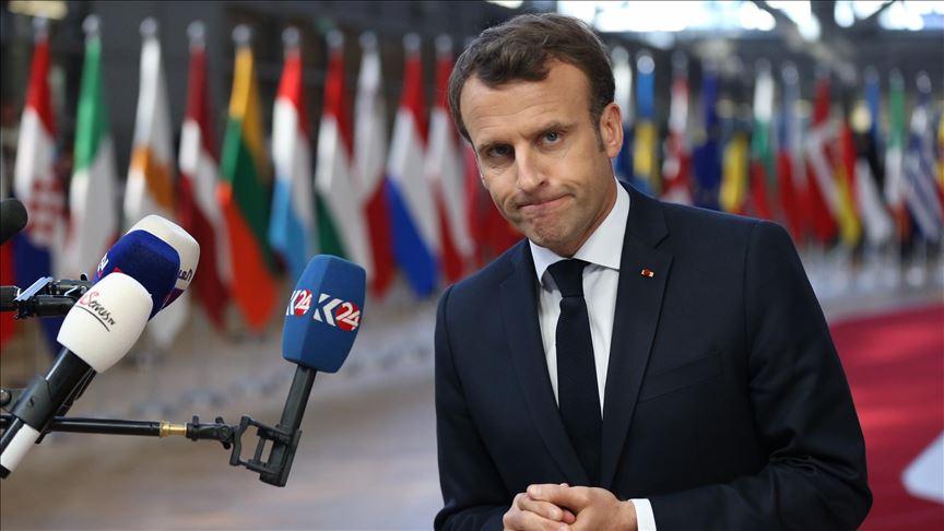 Macron Tuding Politik Islam Ingin Memisahkan Diri Dari Perancis