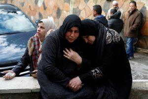 Tentara Israel Membunuh Seorang Pemuda Palestina di Tepi Barat