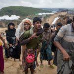 Helikopter Myanmar Serang Muslim Rohingya, 5 Tewas 13 Terluka