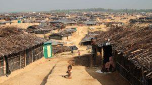 Kunjungi Kamp Pengungsi Cox's Bazar, PBB: 'Jangan Lupakan Rohingya'