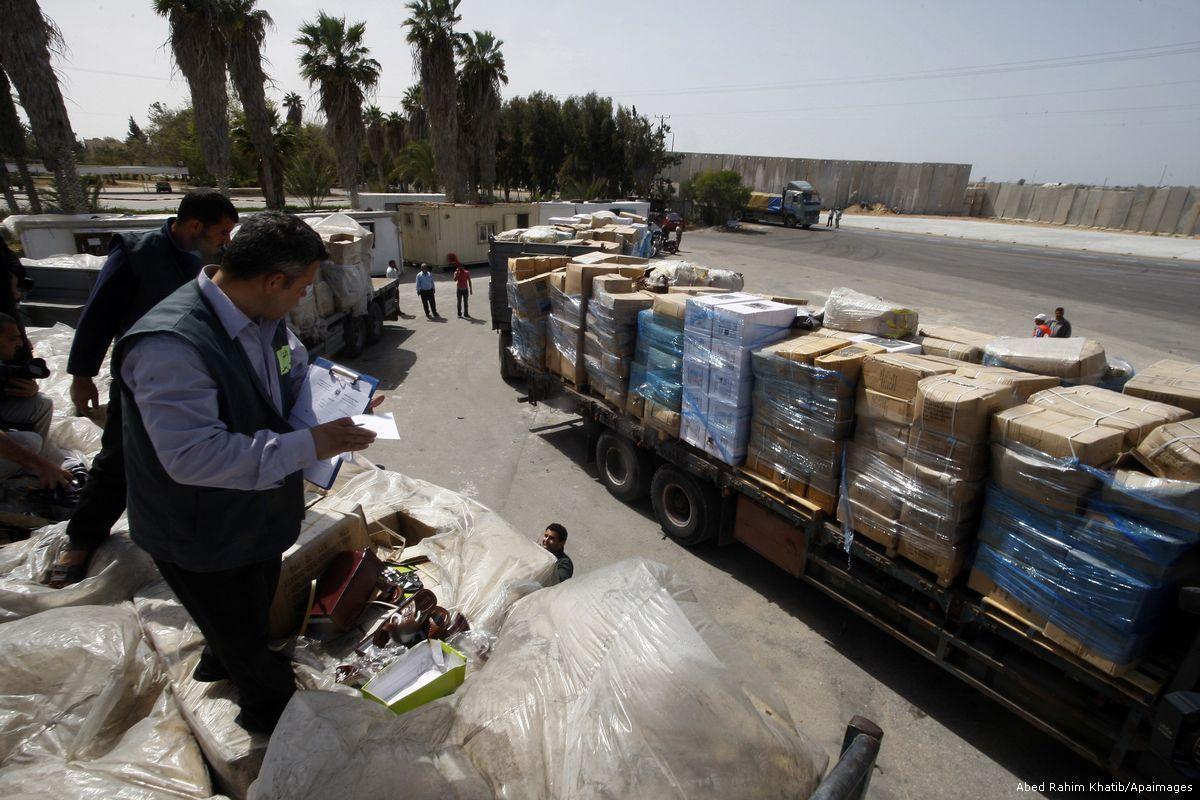 Ketegangan Mereda, Israel Buka Kembali Lintasan Komersil Menuju Gaza