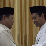 "UAS Kepada Prabowo: ""Jika Menang, Jangan Undang Saya Ke Istana"""