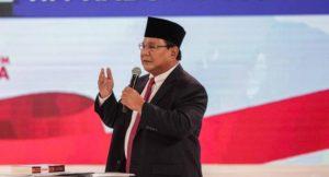 Tutup Debat Terakhir, Prabowo: Kami akan Jalankan Pakta Integritas Ijtima Ulama