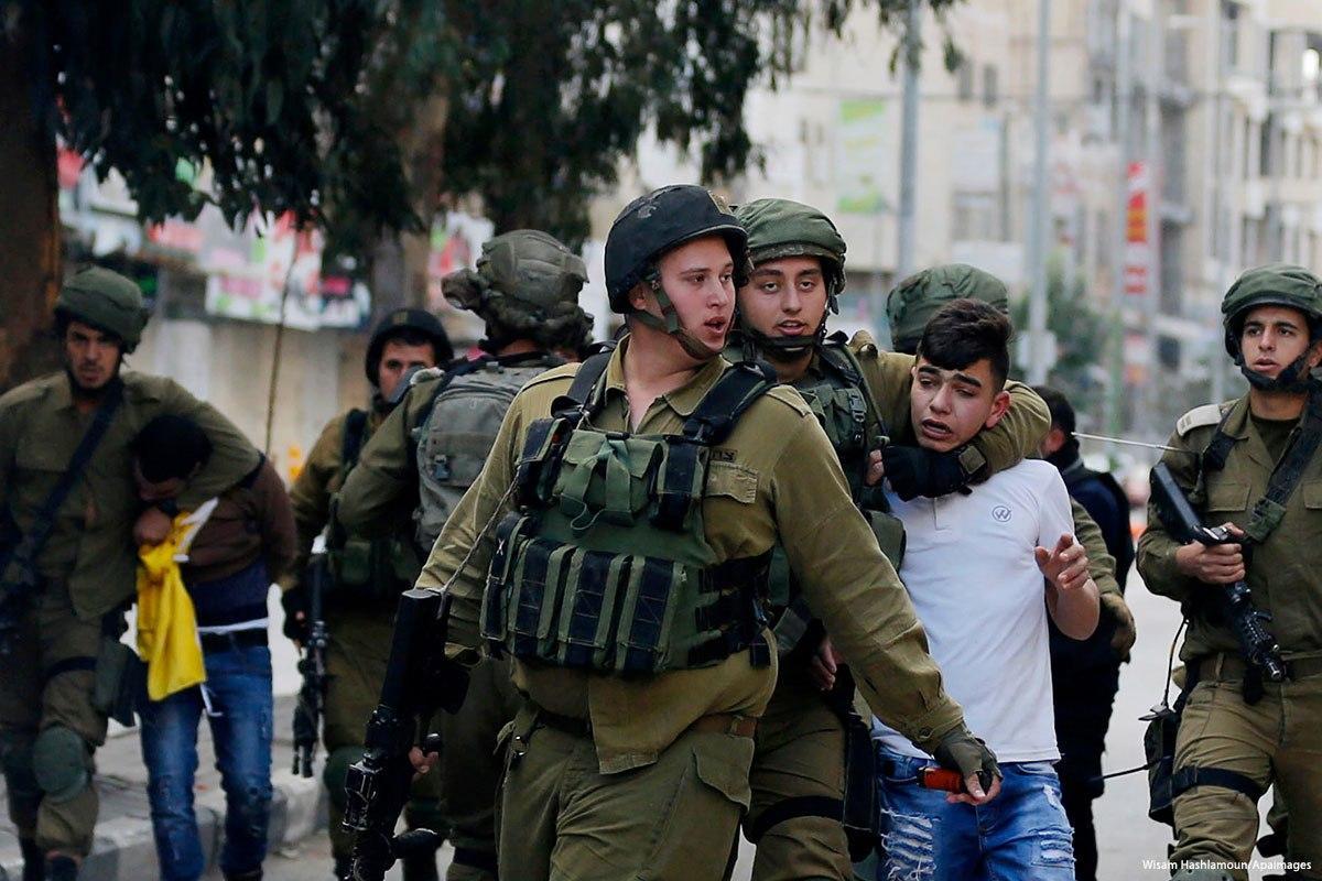Dalam Sehari, Penjajah Israel Tangkap 19 Warga Palestina di Tepi Barat