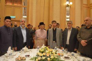 Delegasi Hamas Akhiri Kunjungan Resminya ke Malaysia