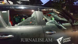 Ini Kronologi Penyerangan Diduga Oknum Polisi kepada Petugas Medis Dompe Dhuafa