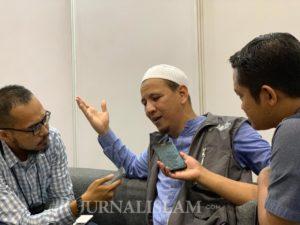 Sosok Ustaz Arifin Ilham di Mata Habib Novel Alaydrus