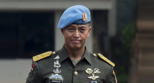 TNI Bantah Hoaks Babinsa dan AD Punya Data Prabowo Menang