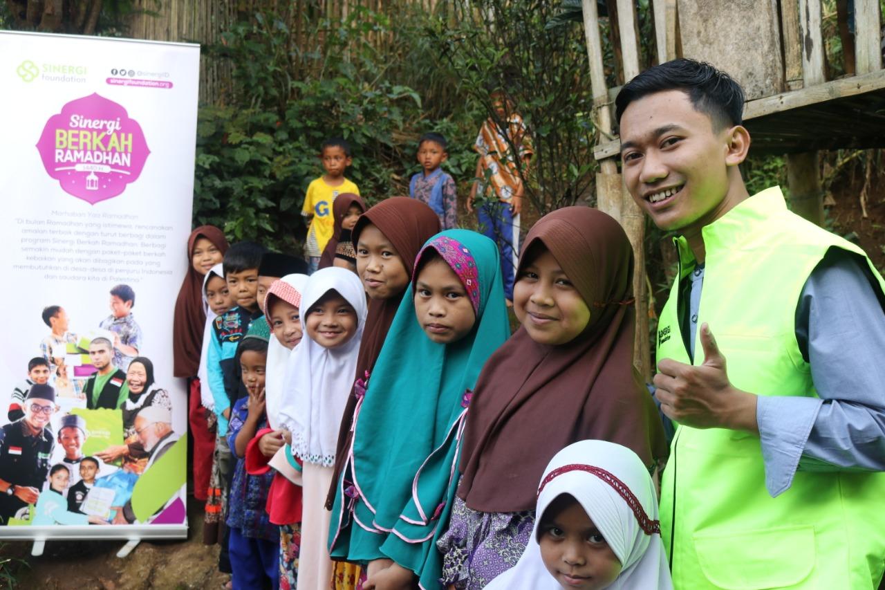Sinergi Foundation Ajak Masyarakat Bersinergi Berkah Ramadhan di Pelosok