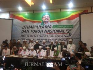 Umat Islam Diminta Tak Diam Lihat Kecurangan Pemilu