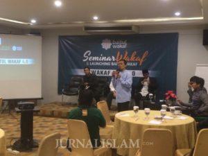 Baitul Wakaf Diluncurkan untuk Ajak Milenial Berwakaf