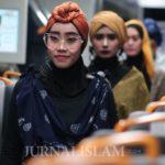 BAZNAS Gelar Fashion Show Tampilkan Karya Para Mustahik