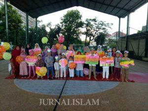 Sambut Ramadhan, PIPEBI Solo Ajarkan Anak Berbagi