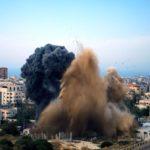 13 Sekolah di Gaza Rusak Akibat Serangan Udara Israel