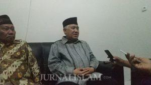 Din Syamsuddin Menduga Kasus UBN Terkait Hasil Ijtima Ulama 3
