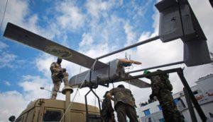 Hamas Berhasil Kembangkan Drone Penghancur Tank Israel