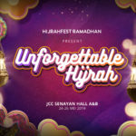 'Unforgettable Hijrah', Hijrahfest 2019 Siap Digelar 24-26 Mei di JCC