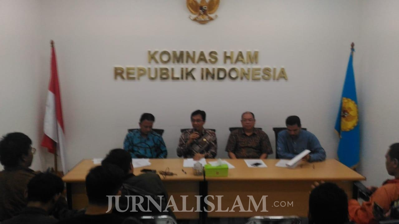 Komnas HAM Akan Segera Umumkan Hasil Penyelidikan Pembunuhan Laskar FPI