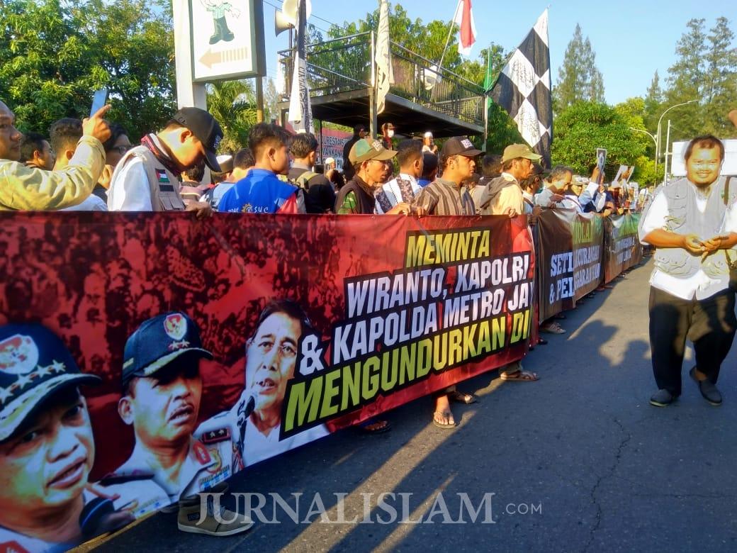 Kerusuhan Bawaslu Menelan Korban, Wiranto dan Kapolri Diminta Mundur
