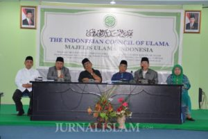 MUI Imbau Khatib Idul Fitri Sampaikan Pesan Memperkuat Persaudaraan