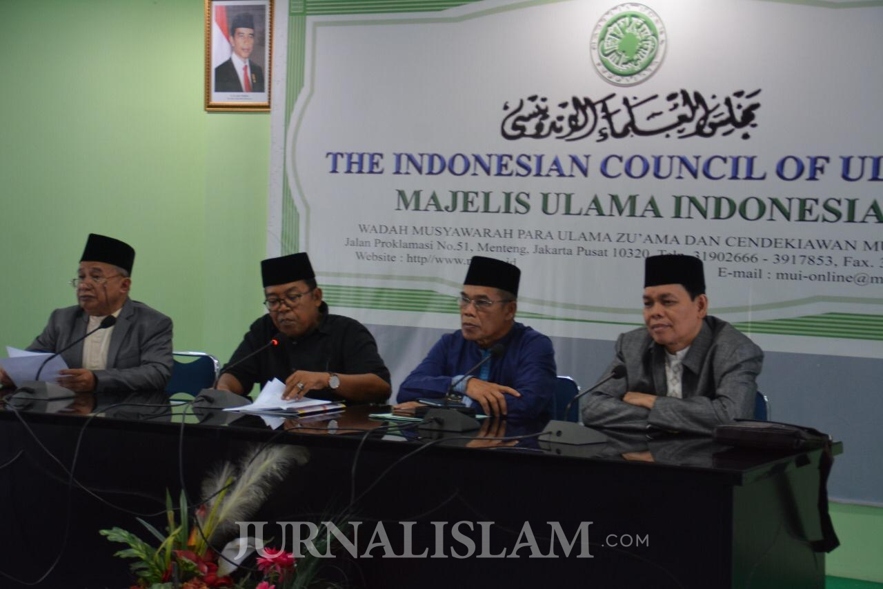 MUI: Idul Fitri Momentum Perekat Hubungan Sosial Pasca Pilpres