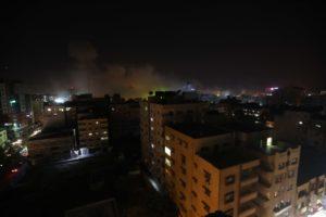Hamas dan Fatah Kecam Keras Serangan Udara Israel di Gaza