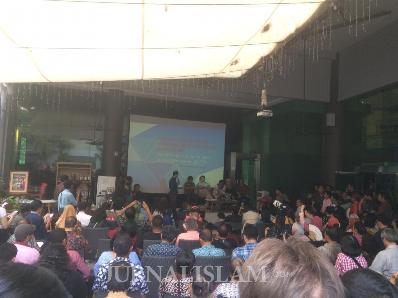 Setara Institute: Pembubaran HTI Tak Meredam Gerakan Islam di Kampus