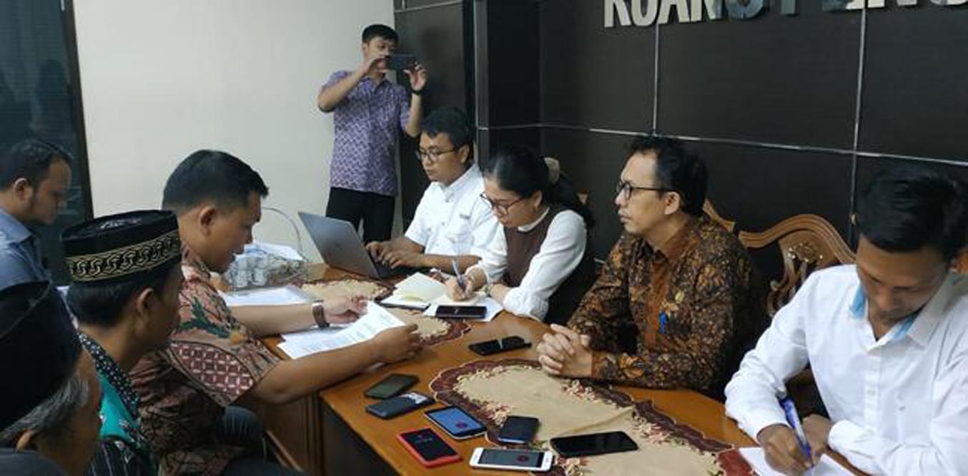 Tim Advokasi Korban Kerusuhan 21-22 Mei Datangi Komnas HAM