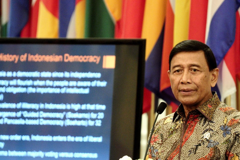 Amnesti International Desak Jokowi Batalkan Tim Hukum Bentukan Wiranto