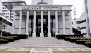 MK Diminta Putuskan Hasil Pilres Tanpa Intervensi Pihak Manapun