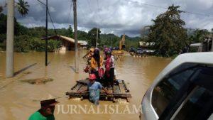 Banyak Puskesmas Terisolir, Korban Banjir Sultra Butuh Bantuan Medis