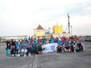 PKPU Human Initiative Berbagi Baju Baru Bersama Yatim dan Dhuafa