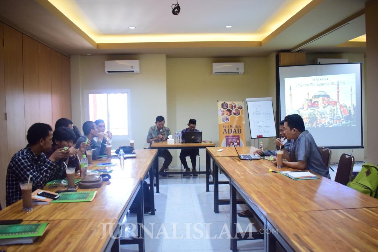 Diluncurkan di Makassar, Madani Institute Siap Menjadi Pusat Studi Islam dan Peradaban