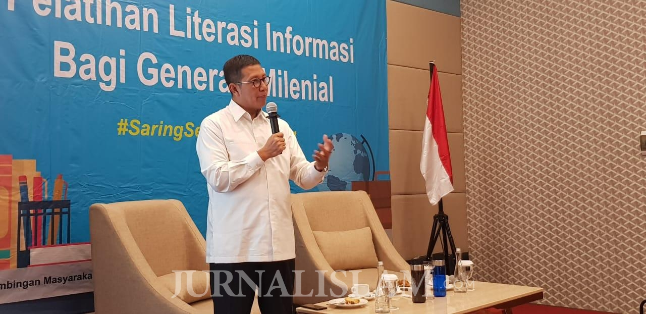 Menag Ingin Generasi Milenial Muslim Melek Literasi Islam