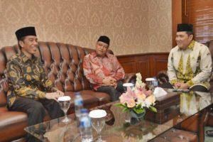 NU Siap Sodorkan Nama Calon Menteri Kabinet Jokowi