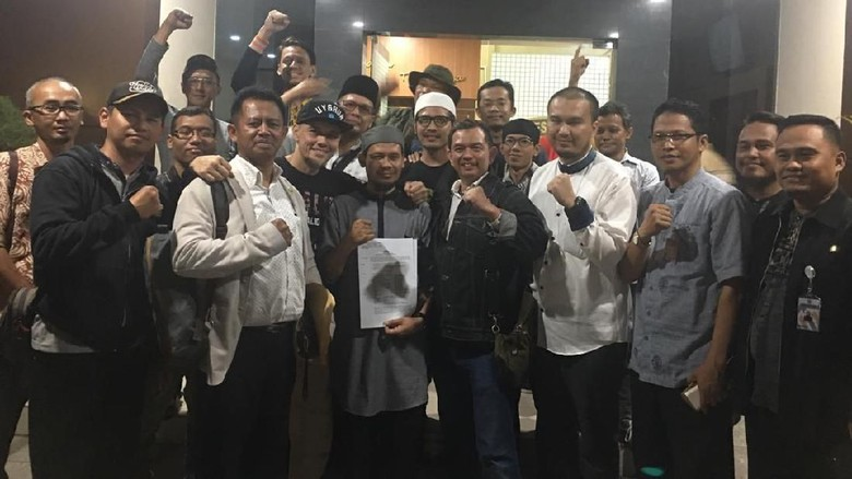 Setelah Diperiksa, Ustaz Rahmat Baequni Diizinkan Kembali Beraktivitas