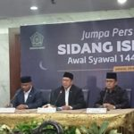 Pemerintah Tetapkan Idul Fitri 1440 H Jatuh Pada Hari Rabu 5 Juni 2019