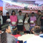 Sumringah Berbagi dan Komunitas Semarang Gelar Baksos dan Pelayanan Pengobatan Gratis