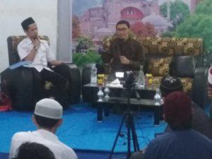 Bahas Potensi Zakat, Madani Islamic Forum Hadirkan Dosen University Malaysia Terengganu