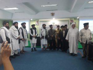 Bertemu Taliban, MUI: Kami Sambut Baik Kabar AS akan Keluar dari Afganistan