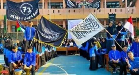 Kapolres: Tidak Ada Unsur Pidana dalam Pengibaran Bendera Tauhid di MAN 1 Sukabumi