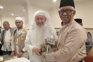 Jamaah Haji Aceh Terima Hasil Wakaf Rp 22 Miliar