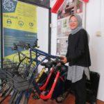 ITB Kembangkan Garuda Bike, Sepeda Berbasis IoT