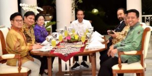 Jokowi Diminta Jangan Tersandra Parpol Koalisi dalam Tentukan Menteri