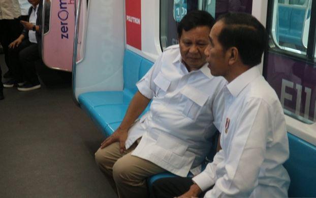 PKS: Pertemuan Jokowi – Prabowo Bukan Berarti Tidak Beroposisi