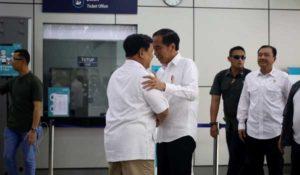 PBNU Sambut Baik Pertemuan Jokowi-Prabowo
