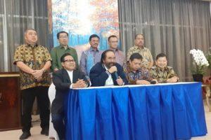 Elit Parpol Pendukung Jokowi Kecuali PDIP Berkumpul