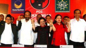 PKB Minta Jatah 10 Menteri, Nasdem Usul 11 Orang Kadernya